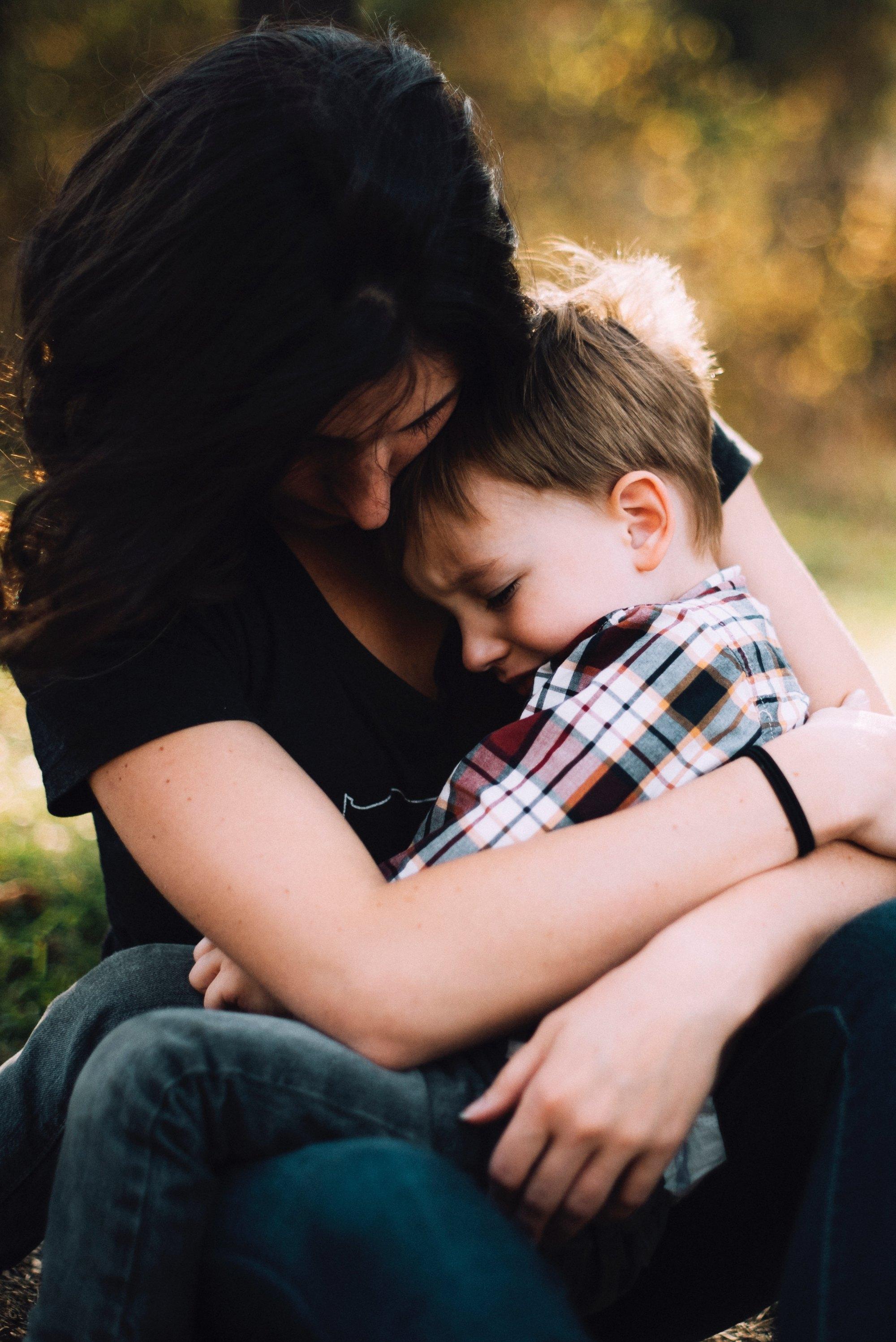 """Como madre te preguntas: """"Y por qué conmigo se comportan """"mal""""?"""